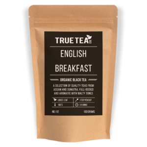 English Breakfast Organic Black Tea (No.112)