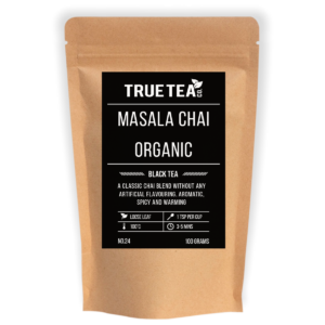 Masala Chai Organic Black Tea (No.24)