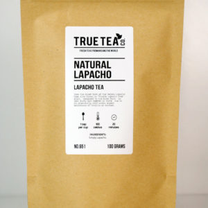 A lapacho tea from south america