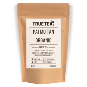 Pai Mu Tan Organic White Tea (No.701)