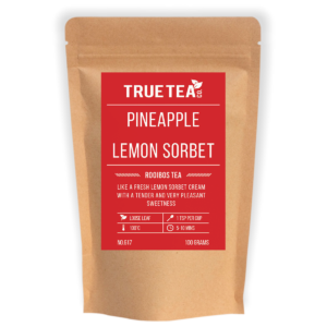 Pineapple Lemon Sorbet Rooibos Tea (No.617)