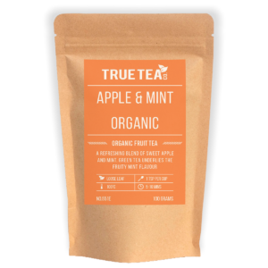 Apple and Mint Organic Fruit Tea (No.551e)