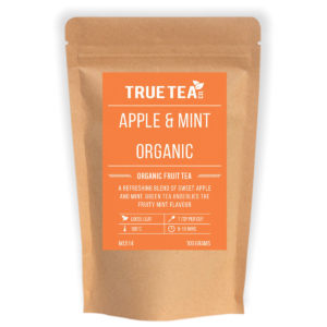 Apple and Mint Organic Fruit Tea (No.514)