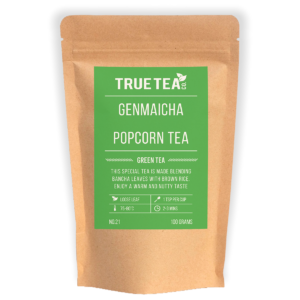 Genmaicha Popcorn Tea (No.21)