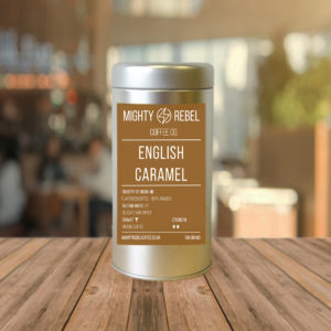 English Caramel Flavoured Coffee