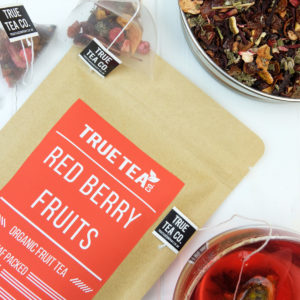 RED BERRY FRUITS ORGANIC – TEA BAGS