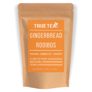 GINGERBREAD ROOIBOS  – TEA BAGS
